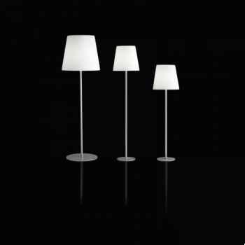 Lampe design design piantana ali baba rouge lampe ip55 SD FCA130
