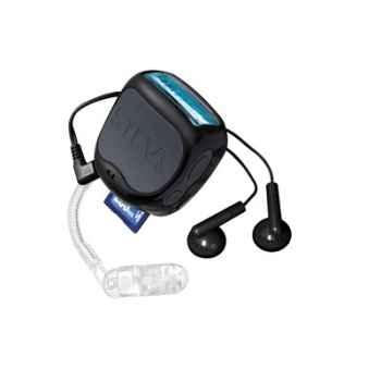 Podomètre MP3 SILVA -56019