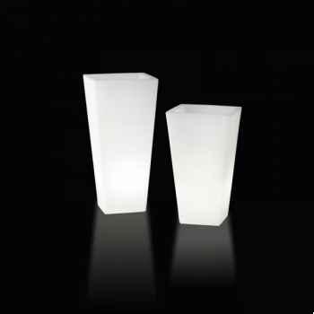 Pot design design y-pot lumineux LP PIR090