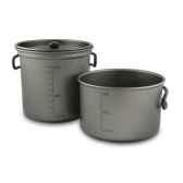 casserole de camping aluminium brunton fvcookset