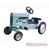 tracteur a pedales en metagris fergie dd 012