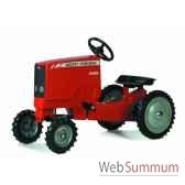 tracteur a pedales en metarouge massey ferguson 6480 dd 013
