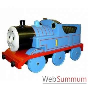 Voiture à pédales  locomotive grand modèle  thomas et friends licence exclusive LP-002