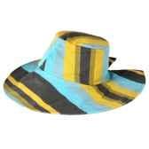chapeau capeline tissus artiga toile tilh