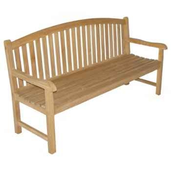 Banc oxford 150 cm en teck naturel 60-071