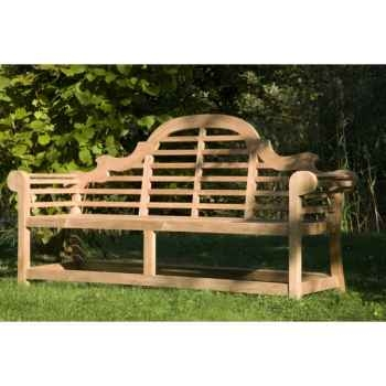 Banc norwalk 180 cm en teck naturel 60-089