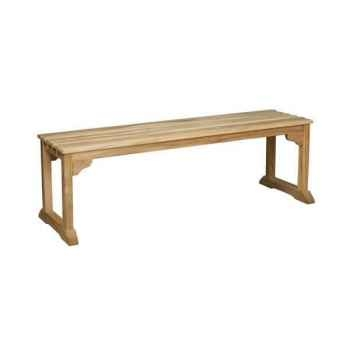 Banc westport en teck naturel 60-090