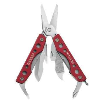 Couteau pince Shortcut gris GERBER -22-01466