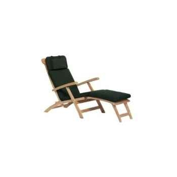 Matelas chaise longue vert 62-621