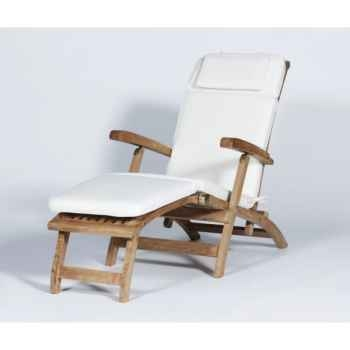 Matelas chaise longue sable 62-624