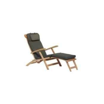 Matelas chaise longue gris 62-625