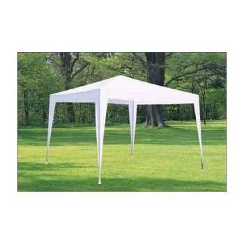 Tente 3x3 blanche en polypropylene blanc 84-800-1