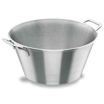 Lacor bassine 50 cm inox 230510