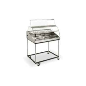 Vitrines de marché vhc 1000 Roller-grill