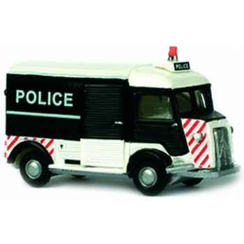 Coffret de 4 hy police route ho Norev 154512