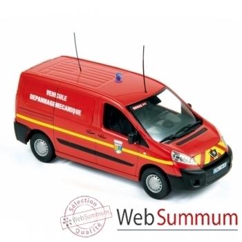 """Peugeot expert 2007 - """" pompiers véhicule dépannage mécanique """" Norev 479858"""