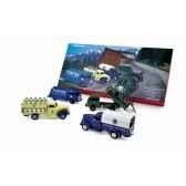 coffret 4 vehicules ford poissyx2 studebakerx2 serie limitee 1000ex norev c80900