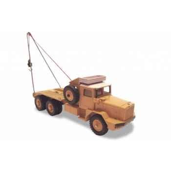 Berliet gbo camion pétrolier saharien - série limitée 1000ex Norev C80210
