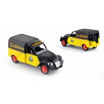 CitroËn 2cv camionnette calberson 1/43 - série limitée 1000ex Norev C80100