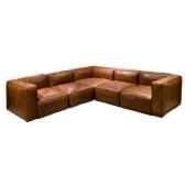 canape d angle tribeca en cuir couleur cognac h 670 x 2750 x 2750 h 670 x 3500 x 2000 arteinmotion div tri0092