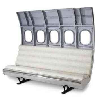 Canapé fuselage b737 poli 5 fenêtres Arteinmotion AIR-DIV0099