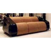 canape monocoque en cuir et fibre de carbone arteinmotion car div0009