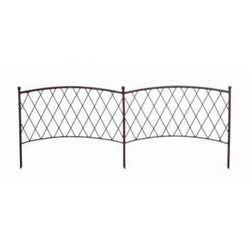 Classic metal border Intermas 170061