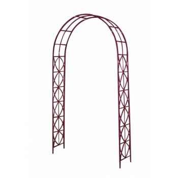 Arabesque arch (rouille antique) Intermas 190104