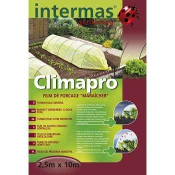 Climapro (film forçage maraîcher) Intermas 110125