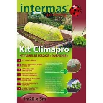 Kit climapro (tunnel de forçage maraîcher) Intermas 130512