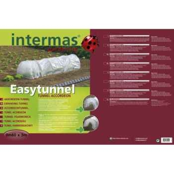 Easy tunnel (tunnel accordéon) Intermas 130200