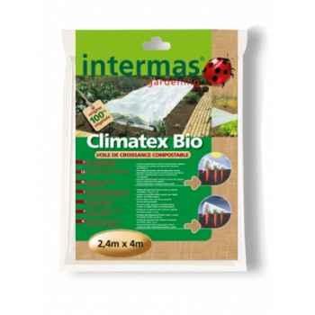 Climatex bio (voile de croissance 18gr compostable) Intermas 110503