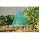 green starter 25 lot 3 cones pe vert intermas 160014