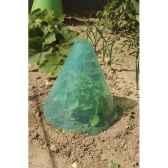green starter 35 lot 3 cones pe vert intermas 160015