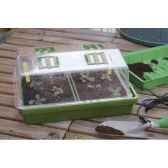 heating grow mini serre chauffante intermas 160019