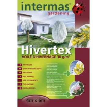 Hivertex (voile hivernage blc) traité anti-uv 30g/m² Intermas 110046