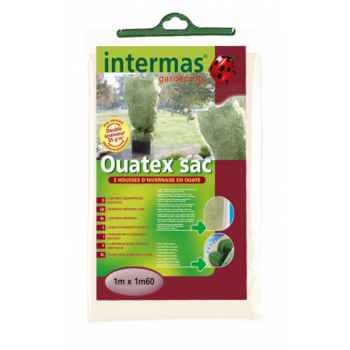 Ouatex sac  (2 housses ouate d'hivernage 85 gr/m²) Intermas 110705