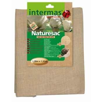 Naturesac en jute  Intermas 110066