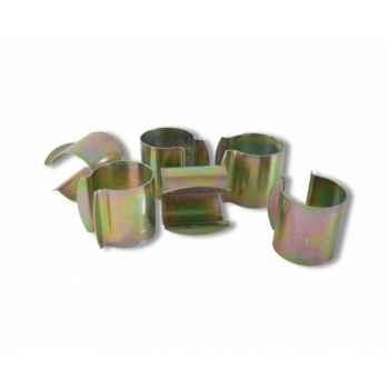 Clips serre diam27 par 12 pièces Intermas 160605