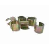 clips serre diam40 par 12 pieces intermas 160608