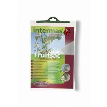Fruitsac (50 housses à fruits) Intermas 110172