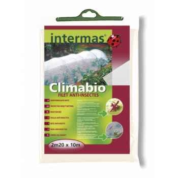 Climabio (filet anti insectes) Intermas 110820