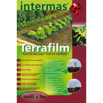 Terrafilm (film de paillage toutes cultures) Intermas 100005