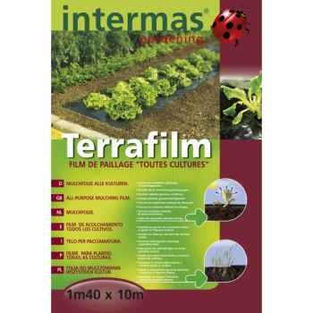 Terrafilm (film de paillage toutes cultures) Intermas 100010