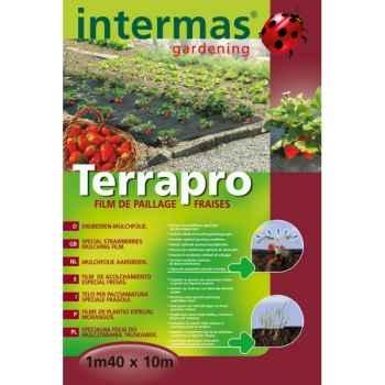 Terrapro (film de paillage fraises) Intermas 100050
