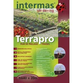 Terrapro (film de paillage fraises) Intermas 100080
