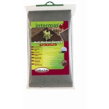 Anti herbas geotex marron (feutre de paillage) rlx Intermas 101437