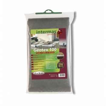 Geotex 100 ( feutre d'allée100gr/m²) Intermas 150100