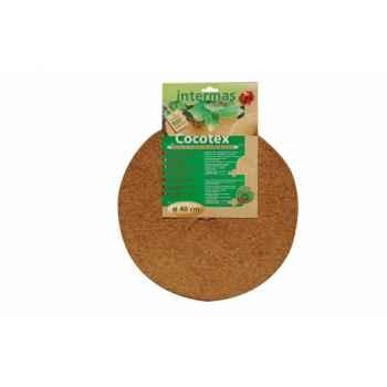 Cocotex ( 6 disques de plantation) en fibre de coco Intermas 110074