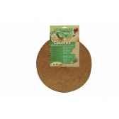 cocotex 1 disque de plantation en fibre de coco intermas 110073
